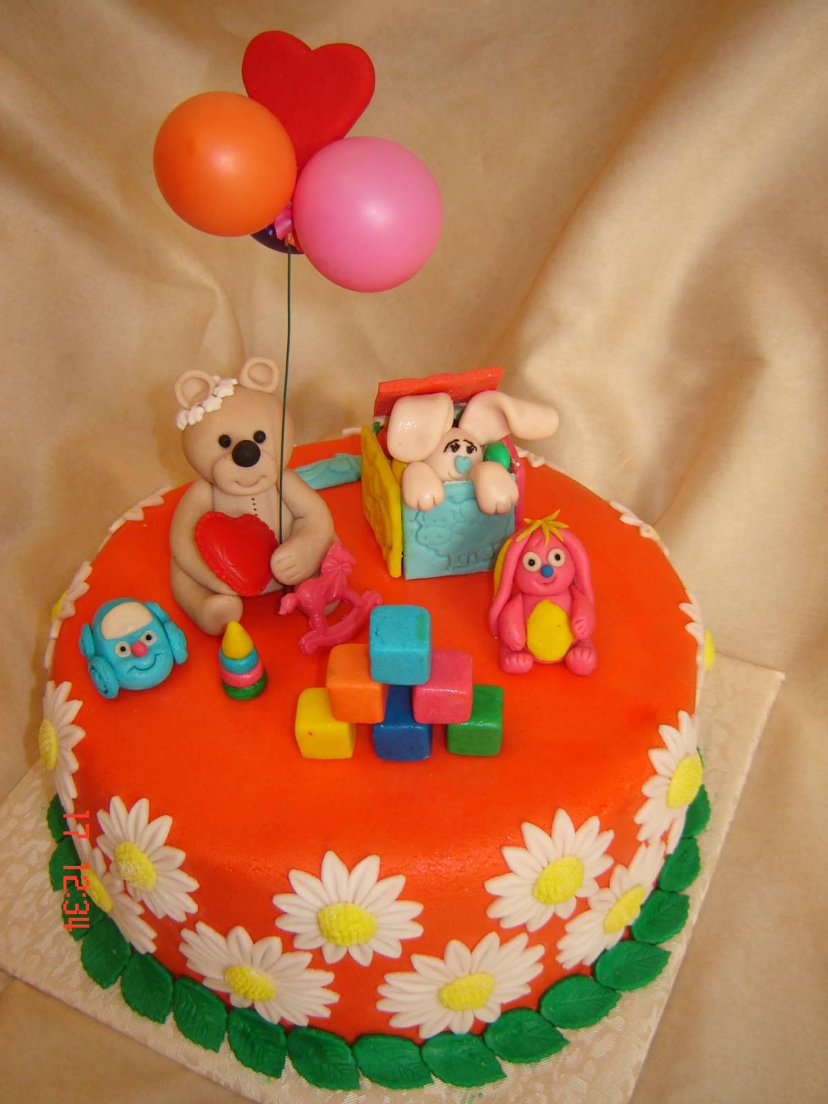 Торт для ребенка под заказ